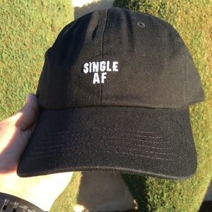 d1bab3fada045 Accessories - Single af Dad Hat Nwt